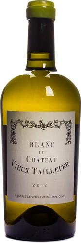 Le Blanc de Chateau Vieux Taillefer 2018