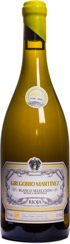 Rioja Blanco Seleccion 'Monica Martinez' 2014