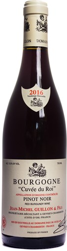 Pinot Noir 'Cuvée du Roi' 2018
