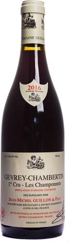 Gevrey-Chambertin 1er Cru 'Les Champonnets' 2017