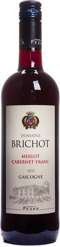 Brichot Merlot-Cabernet Franc 2018