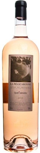 Jeroboam Quat Saisons Provence Rosé 2019
